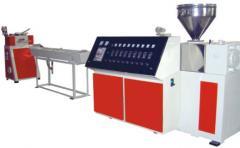SJLZ型塑料挤出造粒冷切割生产线