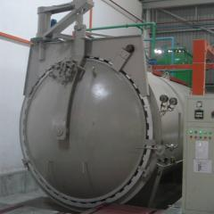 Autoclave for Laminated Glass