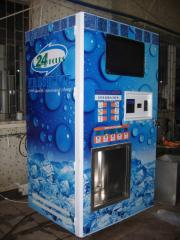 Ice vending machine-IVM-001