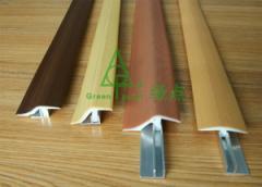 PVC Extruded Strip Plastic Floor Reducer Profile