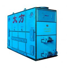 Container boilers