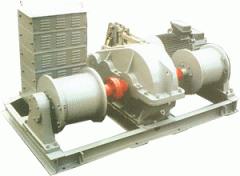 2JKL3.2型-2JML10型卷扬机