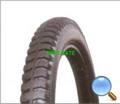Tires and rubber for motorcycles
