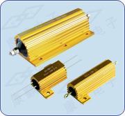 RX24系列带散热器功率型线绕电阻器