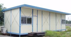 Office mobile buildings