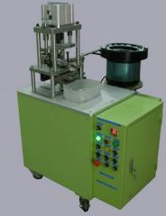 Equipment for embossing