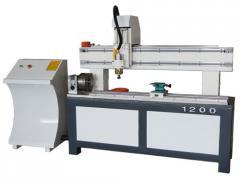 QL1200三维雕刻机