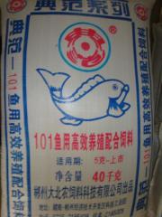草鱼育成配合料