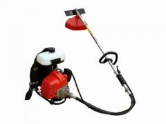 Gasoline Bush cutters