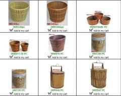 Bamboo articles