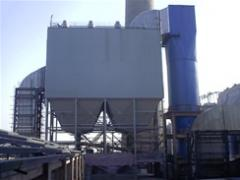 Industrial dust collectors