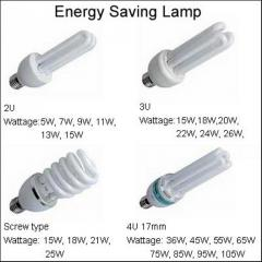 Lamps energy-saving