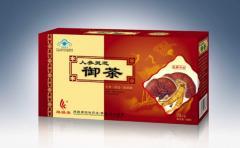 人参灵芝御茶(盒)