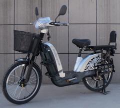 دوچرخه موتوری گردشی