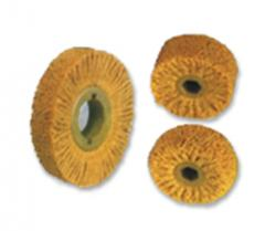 Polishing wheels for polishing of machines