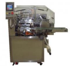 AXIN-350型可调式透明膜三维包装机