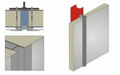 聚氨酯(PU PIR)彩钢夹芯板