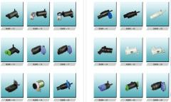 Automobile fuel pumps
