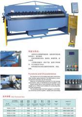 Plate-bending machines