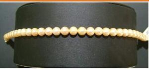 海水养殖珍珠手链