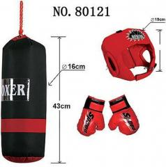 Punching bags