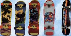 Rollers, boards, scateboards
