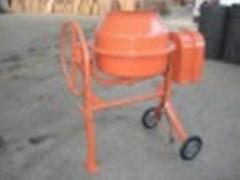 Domestic concrete mixers