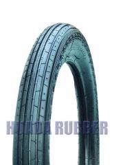Tires for moto vehicles