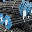 Steel seamless tubes forfor oil industry