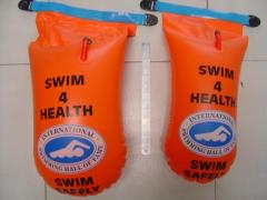 Acessories for plastic inflatable swimming pools