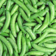 Beans frozen