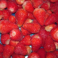 Strawberries, frozen