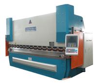 ZYB 型电液伺服数控液压板料折弯机