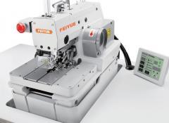 Máquinas de costura automáticas