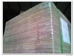 Cardboard for printing