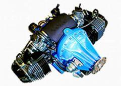 133MK活塞式发动机