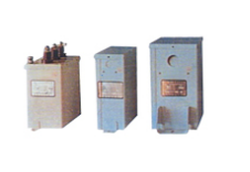 High-voltage measuring capacitors