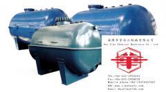 Glass lined storage tank(Horizontal)