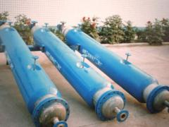 Heat exchanger, cooling towers, water condensers