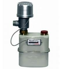 Industrial gas meters