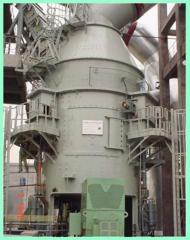 Equipment for manufacturing of concrete