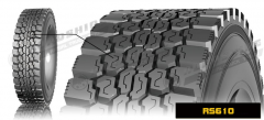 轮胎 RS610