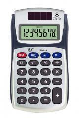 Calculators electronic