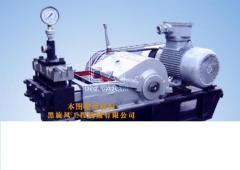 矿用注浆泵系列-3ZB1