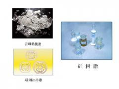 Resins silicone