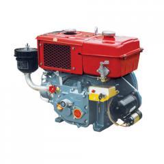 冷凝式柴油机