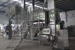 Washing powder production line-XJ1200-6C