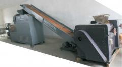 Soap production line