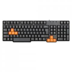 Multimedia Touch pad Keyboard K10