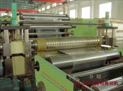 HBJ1250型薄箔剪切机